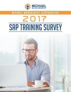 Michael Management Corporation 2017 SAP Training Survey