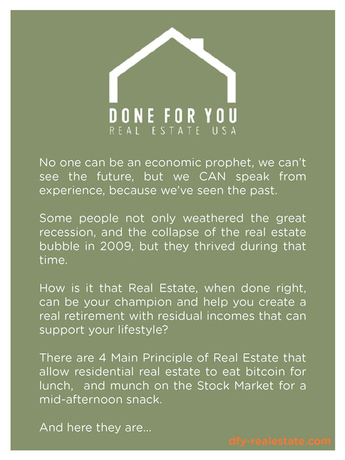 The 4 Ways Real Estate Beats Bitcoin and The Stock Market Combined