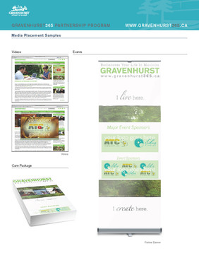 Gravenhurst 365 Partnership Program_Page 5