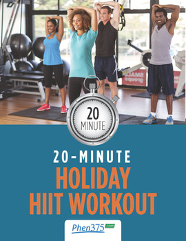 20-Minute Holiday HIIT Workout