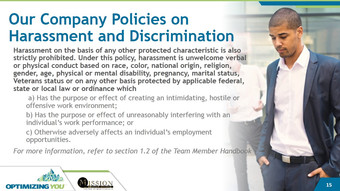 Discrimination & Harassment, Inclusion & Diversity Training for Leaders