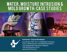 Water Moisture Intrusion Case Studies