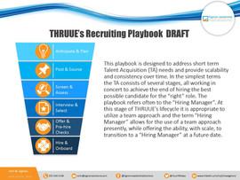 Thruue's Recruiting Playbook Draft