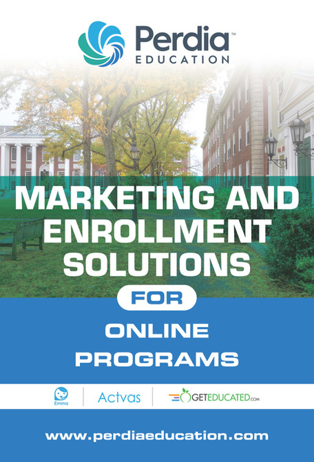 Marketing and Enrollment Solutions for Online Programs