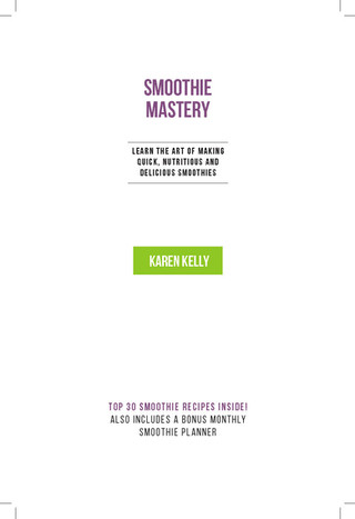 Smoothie Mastery