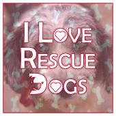 I Love Rescue Dogs