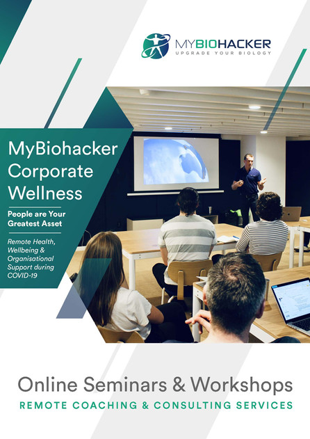 MyBiohacker Corporate Wellness
