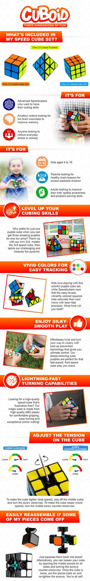 Cuboid Amazon Enhanced Brand Content