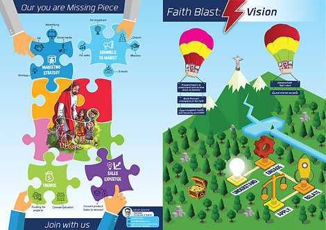 Faith Blast Vision Pg1 Infographic
