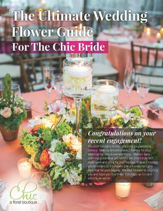 The Ultmate Wedding Flower Guide