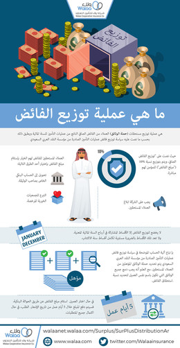 Insurance Regulations Arabic brochure