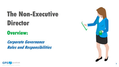 Corporate Governance Roles and Responsibilities Presentation