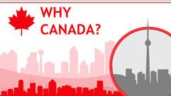 Why Canada?