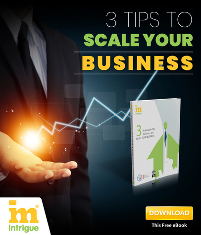 3 Tips to scale your business