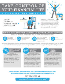 Take control of your financial life
