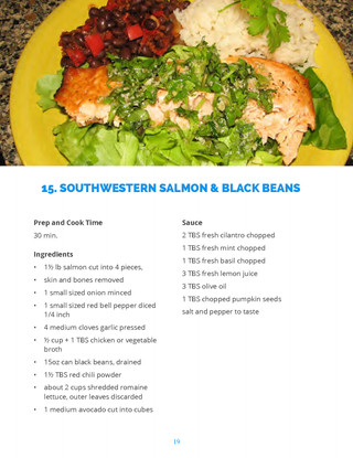 51 Quick & Healthy Recipes to Spark Your Taste Buds