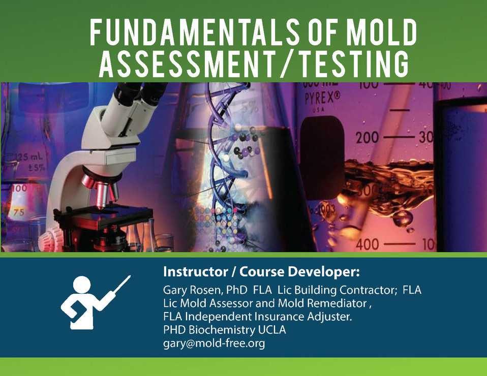 Fundamantals of Mold Assessment & Testing
