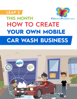 How to Create Your Own Mobile Car Wash Business