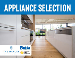 Appliance Section