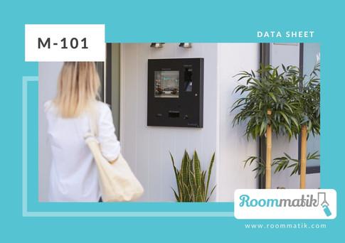 Roommatik M-101 Technical Details