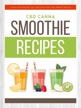 CBD Canna Smoothie Recipes