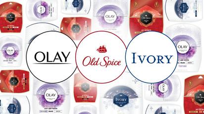 Secret Old Spice Gillette Ivory Olay (4)