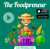 The Food Preneur Banners