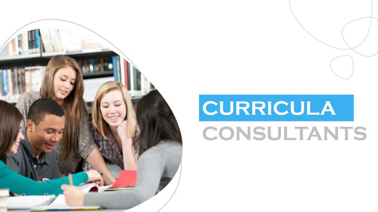 Curricula Consultants Presentation