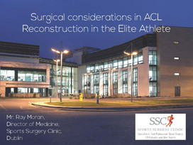 Sports Surgery Clinic