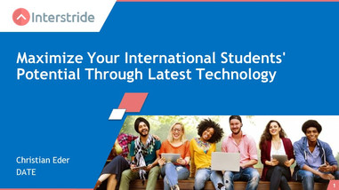 Maximize Your International Students' Potential Through Latest Technology