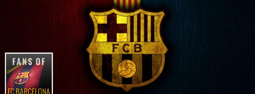 Fans of fc barcelona