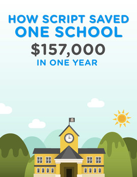 How Script Saved One School $157,000 In One Year