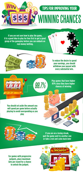 Tips for Improving your Winning Chances