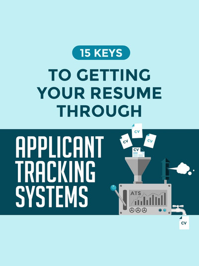 Getting Your Resume through Applicant Tracking Systems