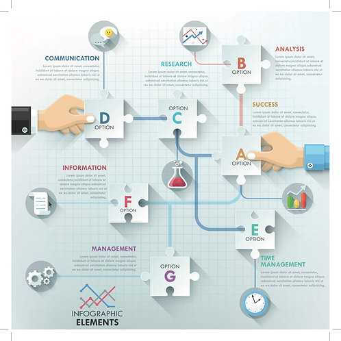 Elements Infographic