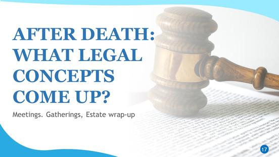 Interpreting End of Life Scenarios (17).