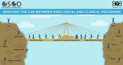 Bridging The Gap Between Preclinical and Clinical Programs Infographic