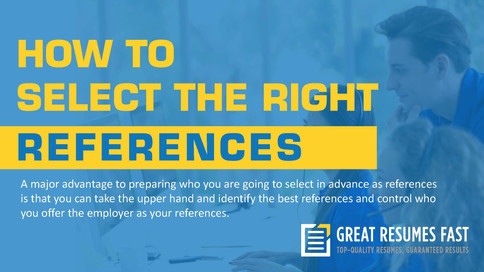 how to select the right reference_Page_1
