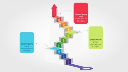 Infographic Process Flowchart Templates