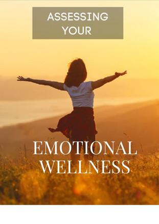 Assess Your Emotional Wellness