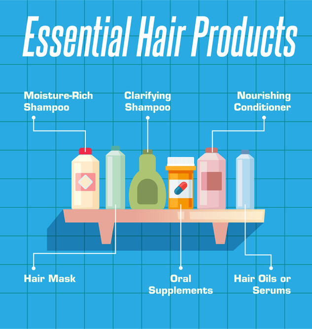Essential Hair Products