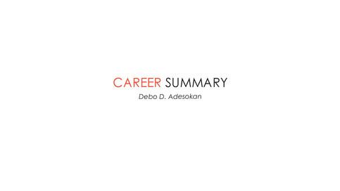 Career Summary Debo D. Adesokan_Page_01.