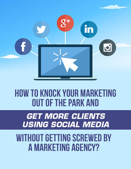 How to Knock Your Marketing Out of the Park Brochures