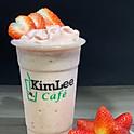 B14. Fresh Strawberry Smoothie