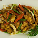 R10. Tofu Curry Stir-Fried Vegetables