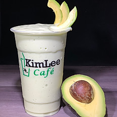 B16. Fresh Avocado Smoothie