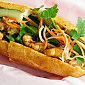 A15. Grilled Shrimp Banh Mi