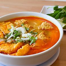 S1. Crab Noodle Soup