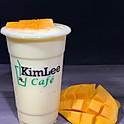 B15. Fresh Mango Smoothie