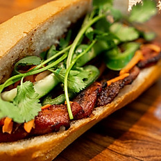 A12. Grilled Pork Banh Mi